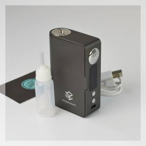 Squonk Mod Steam Crave