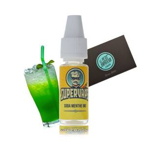 Concentrade Soda Menthe Bio Supervape