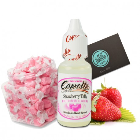 Arôme Strawberry Taffy Capella