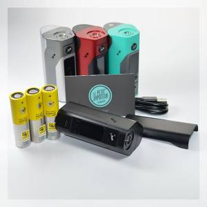 Reuleaux RX2/3 Box + MXJO Battery  Pack