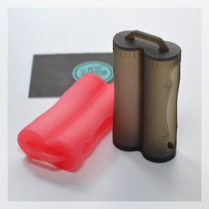 Silicone Slipcover - 18650 Double Battery