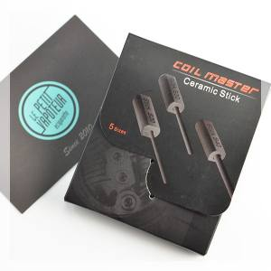 Ceramic Sticks Coil Master
