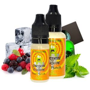 Concentré Red Punch Frenchy Fog