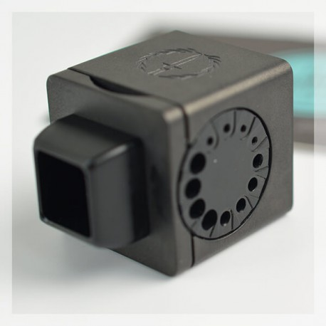 Twisted Messes Cubed RDA