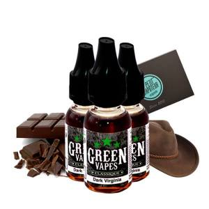 Dark Virginia Green Vapes