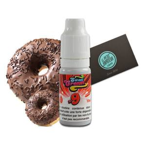 Sweet Cream N°9 de Eliquid France