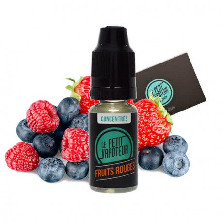 Concentrate Fruits Rouges