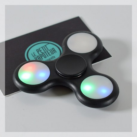 led light hand spinner. Black Bedroom Furniture Sets. Home Design Ideas