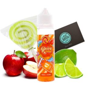 Apple Lime Retro Lollipop