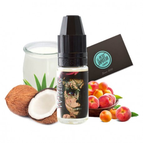 Vape Me White Ladybug Concentrated Liquid
