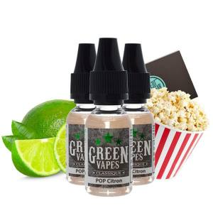 Pop Citron Green Vapes