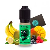 Concentrate Fruut Ninja Syrup