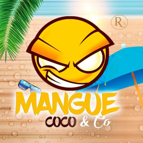 Concentré Mangue Coco & Co Exo