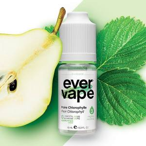 Pear Chlorophyll  Ever Vape