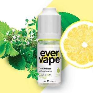 Citron Mélisse Ever Vape