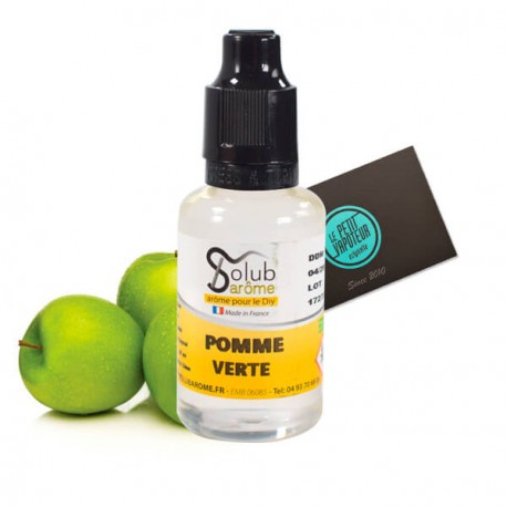 Green Apple Aroma - 30 ml Solubarome
