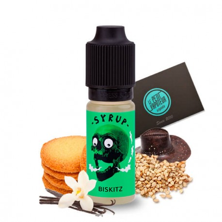 Concentrate Biskitz Syrup