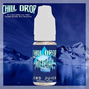 Menthe (Mint) Chill Drop