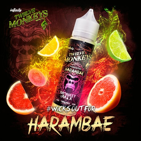 Harambae Twelve Monkeys 50 ml