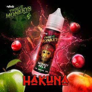 Hakuna Twelve Monkeys 50 ml