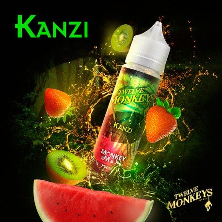 Kanzi Twelve Monkeys 50 ml