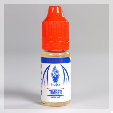 Concentrate Timber White Label Halo