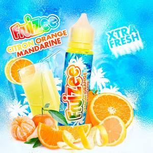 Citron Orange Mandarine King Size Fruizee