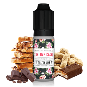 Sublime Cacao Concentrate - Spécialités The Fuu