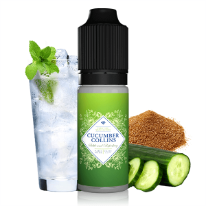Cucumber Collins Concentrate - Spécialités The Fuu