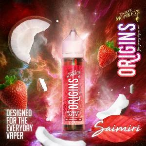 Saimiri Twelve Monkeys Origins 50 ml