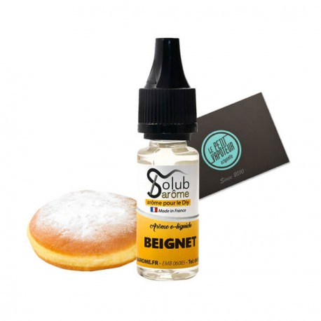 Beignet Concentrate - Solubarôme