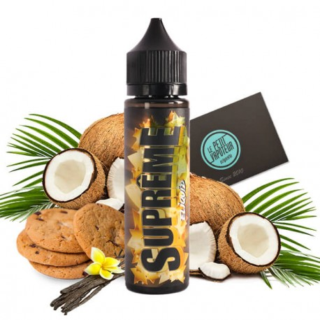 Supreme 50ml Premium Range By ELIQUID FRANCE