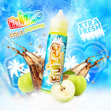 Cola, Apple King Size -  Fruizee