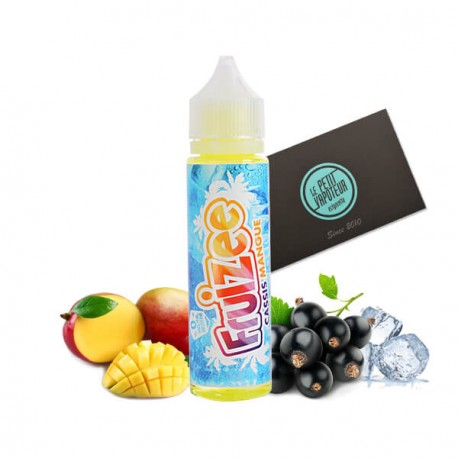 Blackcurrant and Mango King Size -  Fruizee