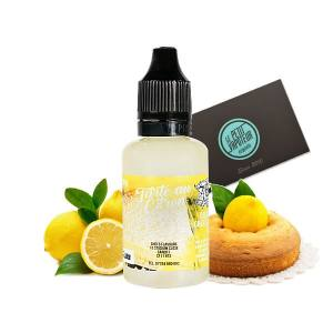 Concentrate Lemon Tart  Chef's Vapour
