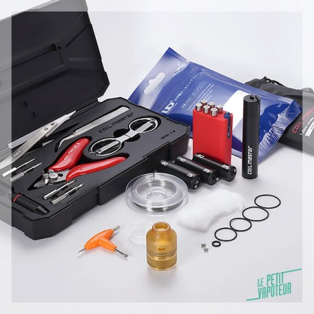Atomiser Discovery Pack