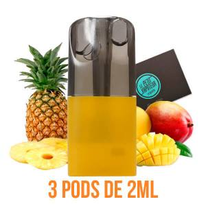 Pineapple and Mango Nano Pod  - Le French Liquide