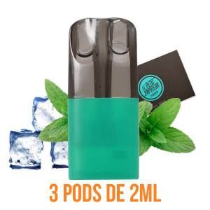 Pod Nano Ice Mint Le French Liquide