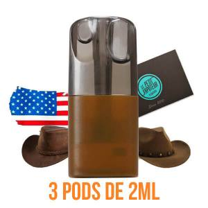 Pod Nano USA Strong Le French Liquide