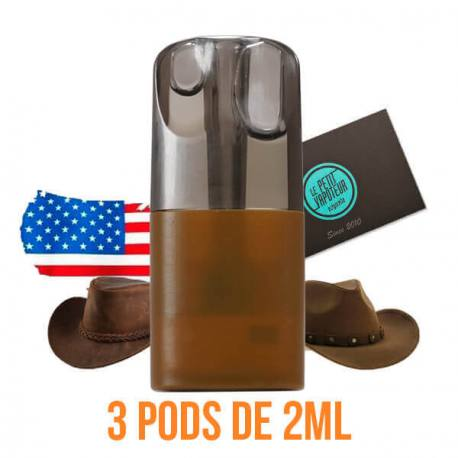 USA Strong Nano Pod - Le French Liquide