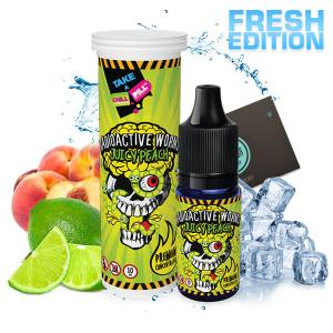 Concentré Radioactive Worms Juicy Peach Fresh Edition Chill Pill