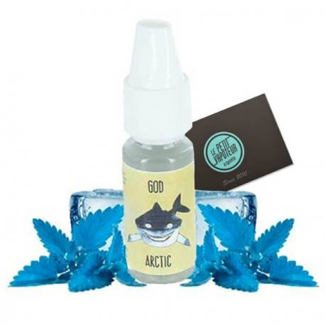 Concentrate God Arctic  Extradiy