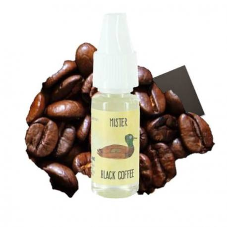 Concentrate Mister Black Coffee Extradiy