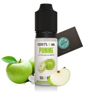 Pomme Fuu Prime by Fuu avec sels de nicotine