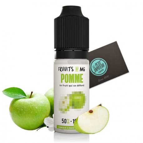 Apple Fruuits by Fuu with Nicotine Salts