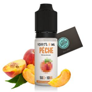 Peach Fuu Prime by Fuu with Nicotine Salts