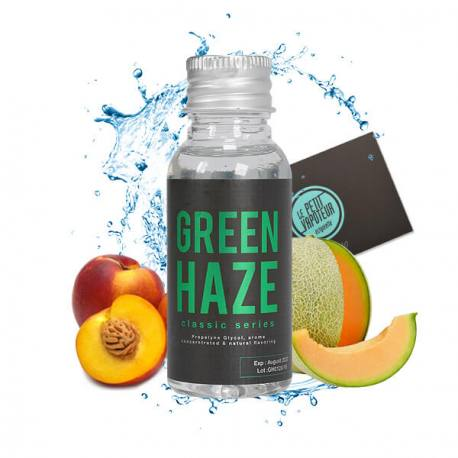 Concentré Green Haze 30 ml Medusa Juice