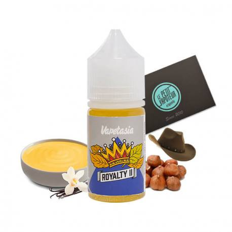 Concentré Royalty II Vapetasia 30 ml