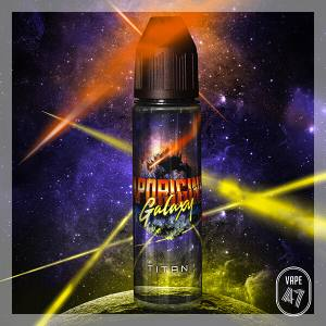Titan Galaxy Vaporigins 50 ml