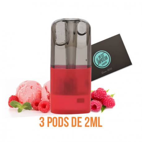 Red Dingue Nano Pod - Le French Liquide